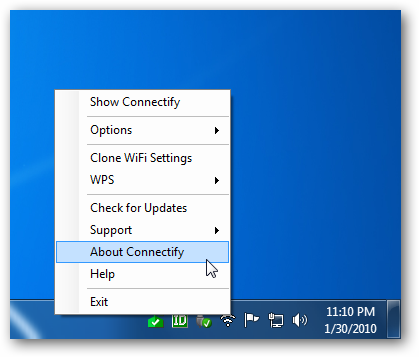 Turn Your Windows 7 Laptop into a WiFi Hotspot with Connectify 3wifi