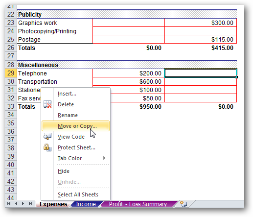 how to see where pages end excel