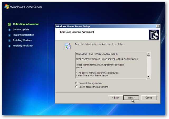 windows home server 2003 mac connector