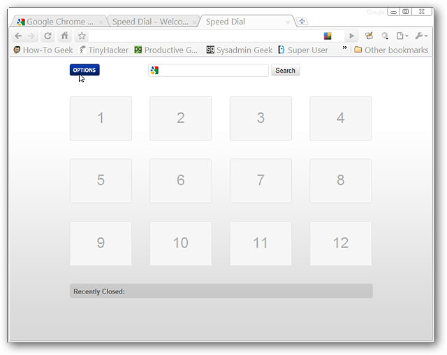 how to close all google tabs at once