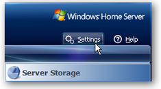 Shutdown or Restart Your Windows Home Server from the Console