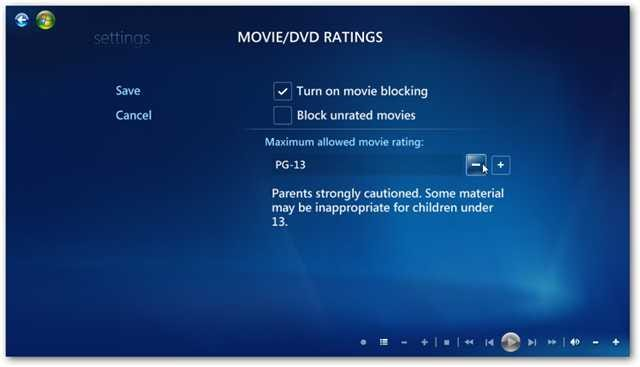 unrated movies list. to block unrated movies,