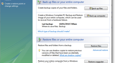 Back Up a Complete Vista PC Across a Network Using wbadmin