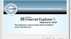 Help Protect Your Children with the CEOP Enhanced Internet Explorer 8