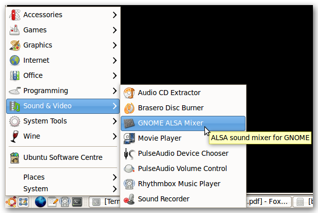 How To Fix Sound Issues in Ubuntu 9 10
