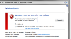 Fix Windows Update Errors by Letting ActiveX Traffic Through