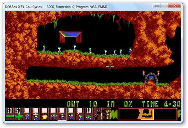Play Your Favorite DOS Games in XP, Vista, and Windows 7 - Tips