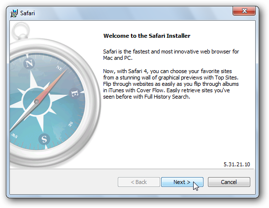 safari browser download for windows