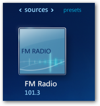 How to do it??? : listen to local fm radio in windows 7 media.