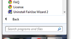Convert a DVD Movie Directly to AVI with FairUse Wizard 2.9