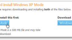 Install XP Mode with VirtualBox Using the VMLite Plugin
