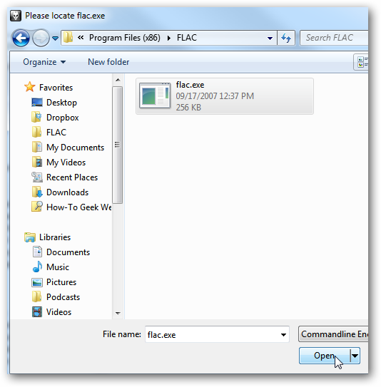 How To Rip an Audio CD to FLAC with Foobar2000
