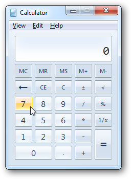 Perform Unit Conversions With The Windows 7 Calculator