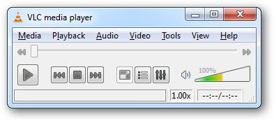 Taking video on iphone when viewing on windows media player 12 open your video file by going to media open fileand browsing for your file or by just dragging and dropping your video onto the vlc player ccuart Images