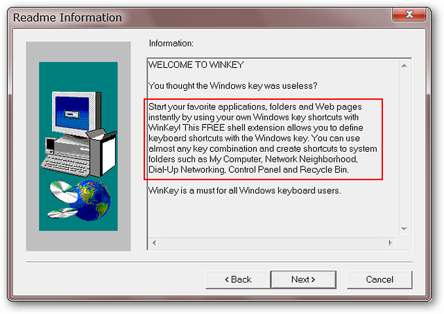 Create Custom Windows Key Keyboard Shortcuts in Windows
