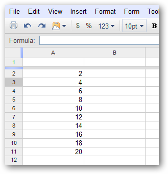 how to make cells change size with typing google sheets
