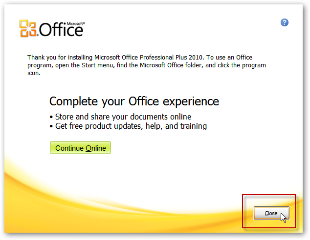 microsoft office 2003 upgrade to 2010 free