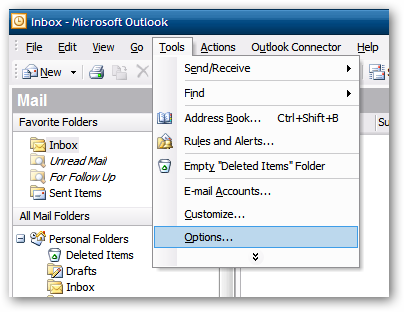 schedule auto send receive in microsoft outlook