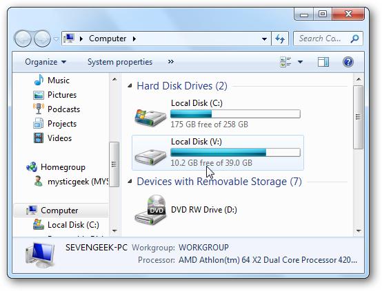 我個人習慣開啟的是我的電腦XD