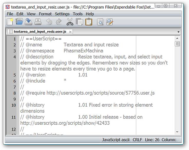 The Beginner's Guide to Greasemonkey User Scripts in Firefox