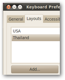 how to add more keyboard languages