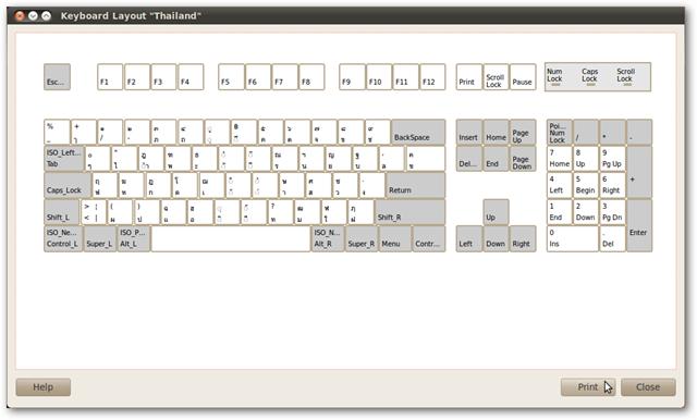 Add Keyboard Input Language to Ubuntu
