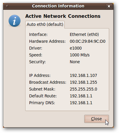 How to Find Your IP Address in Ubuntu Linux