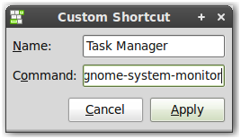 005_Custom Shortcut