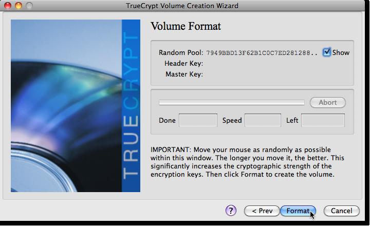 mouse encrypt