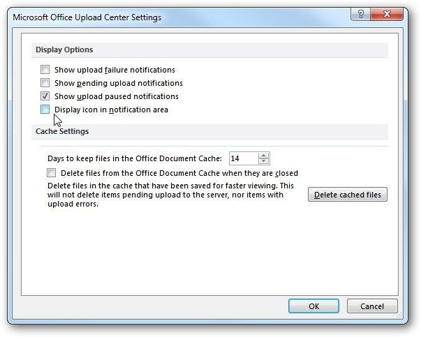Why is there a microsoft office 2010 upload center office it for more information about how to use the microsoft office upload center see microsoft office 2010 upload center ccuart Choice Image