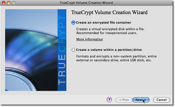 disk type