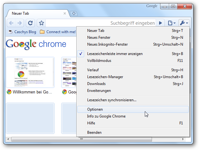 Run Portable Chrome From Your Flash Drive on Any Windows Machine
