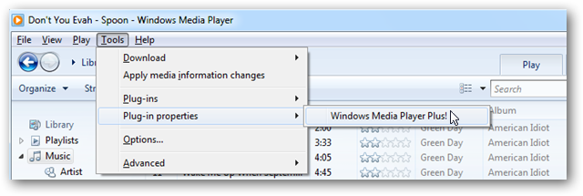 Add New Features to WMP with Windows Media Player Plus