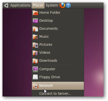 Access Windows Home Server from an Ubuntu Computer on your Network