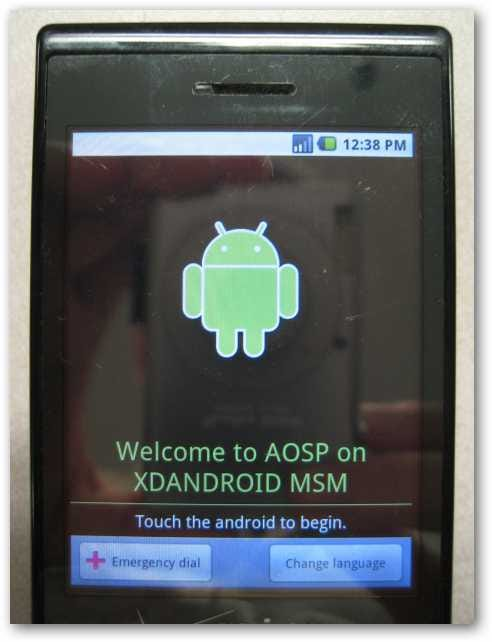 run android on your windows mobile phone rh howtogeek com HTC Droid Phones for Verizon Verizon Android Phone