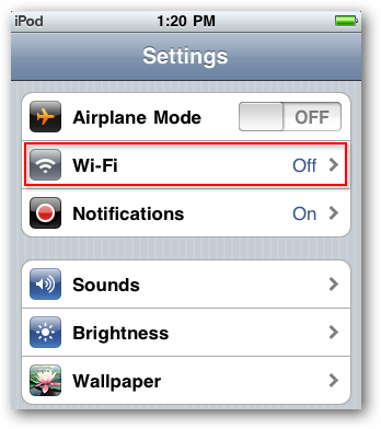 find wifi password on iphone beginners connect your iphone ipod touch or android 6725