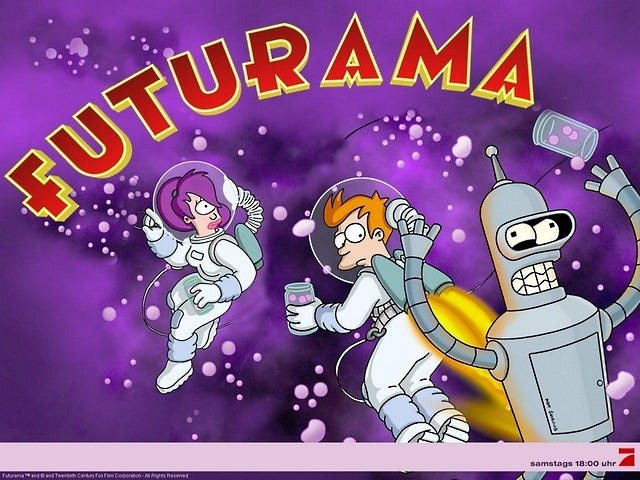 Desktop Fun: Futurama Customization Set