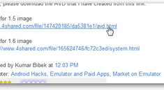 How To Enable the Android Market in the Google Android Emulator
