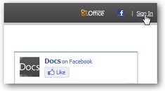 Collaborate on Office Documents With Your Facebook Friends on Docs.com