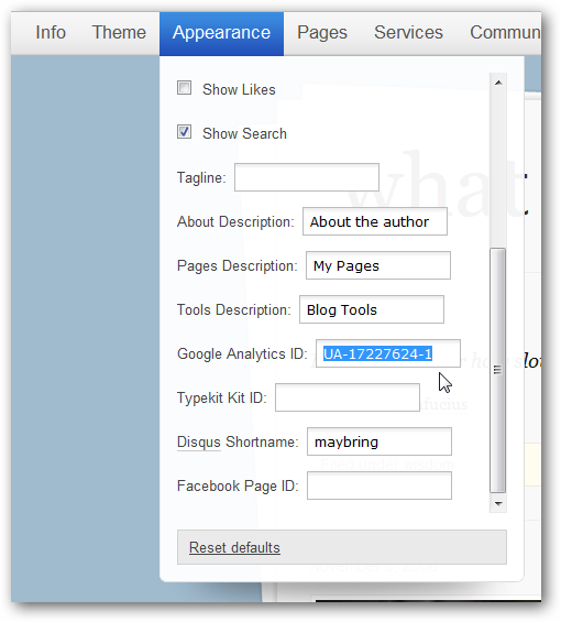 Use Google Analytics to Get Detailed Stats About Your Tumblr Blog
