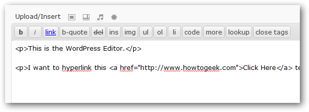 """Create Your Own """"Insert Hyperlink"""" Feature in Any App with"""
