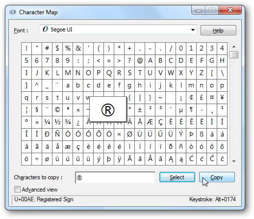 Insert Any Special Character With A Single Keystroke