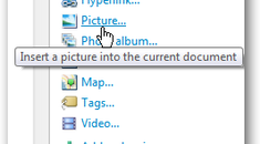 Add Anything from the Ribbon to the Quick Access Bar in Windows Live Writer Beta