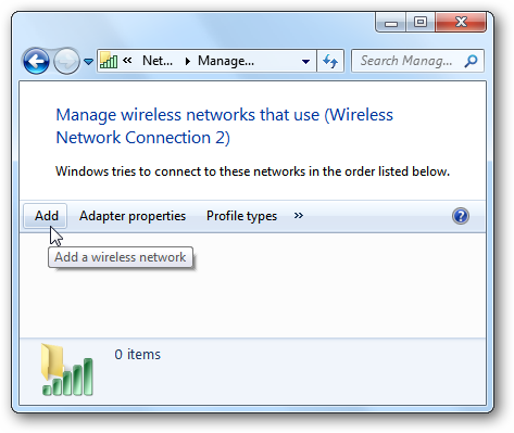 Share an Internet Connection Between Wireless Machines with