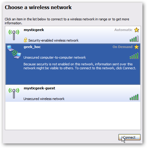 how to connect to internet on windows 7 laptop
