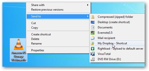 how to add whole folders to dropbox