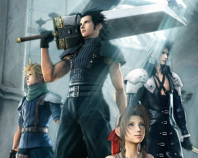 Final fantasy 7 wallpaper collection wallpaper collection final fantasy seven 01 altavistaventures Image collections