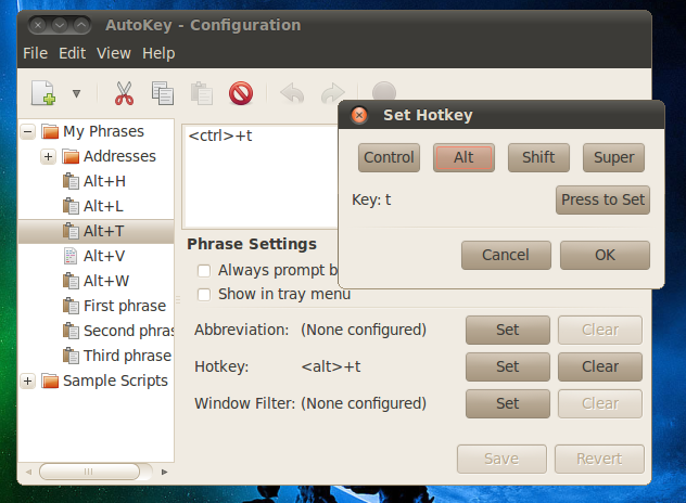 How to Customize Shortcut Keys for Any Linux Application