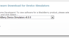 Test Drive the BlackBerry OS on Your PC