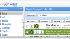 Export and Backup Your Data From Google Wave Before It Shuts Down